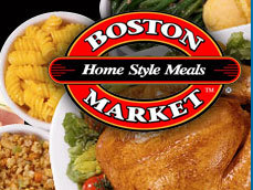 Boston Market2111 Boston Market: 50% off Family Meal Purchase on July 4th