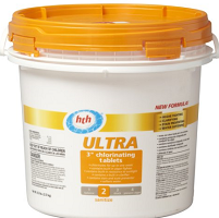 HTH ULTRA CHLORINATING Tablets $10 in NEW HTH Pool Cleaning Coupons