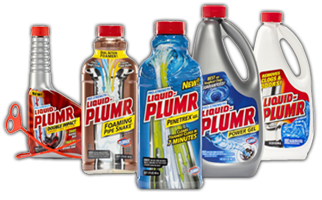 Liquid Plumr Products $1.00 off ANY Liquid Plumr Product Coupon