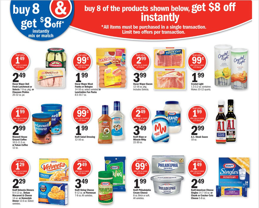 graphic relating to Maxwell House Coupons Printable titled Meijer: Obtain 8 Conserve $8 All of a sudden Sale upon Maxwell Household, Kraft
