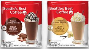 Seattles Best Coffee Frozen Coffee Blends $1 off ANY Seattles Best Coffee Frozen Coffee Blends Coupon