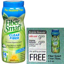 fiber smart $3 off Fiber Smart Product Coupon = FREE Plus $3 Money Maker at Walgreens