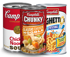 Campbells NEW Campbells Soups, SpaghettiO's, Chili and More Coupons
