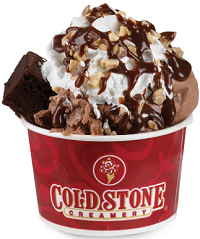 Creation at Cold Stone Creamery BOGO FREE Creation at Cold Stone Creamery