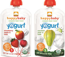 Happy Baby Pouches $1 off 2 Happy Tot or Happy Baby Pouches Coupon