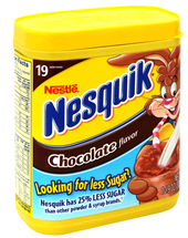 Nestle Nesquik Powder $1 off Nestle Nesquik Powder or Ready To Drink 10 Pack Coupon