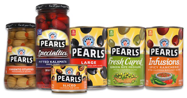Pearls Olives $1 off Pearls Olives Product Coupon