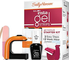 Sally Hansen Insta Gel Strips1 Buy 1 Sally Hansen Salon Insta Gel Strips Starter Kit, Get 1 FREE Gel Color Strips