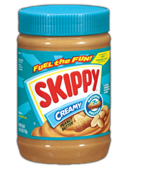 Skippy Peanut Butter $0.55 off ANY Skippy Peanut Butter Product Coupon