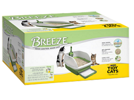 Tidy Cats Litter System $10 off Breeze Tidy Cats Litter System Coupon