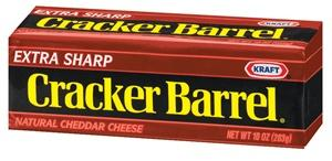cracker barrel cheese $1 off Cracker Barrel Blocks, Cracker Cuts or Bars Coupon
