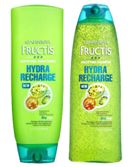 Garnier Fructis Hydra Recharge Fortifying Shampoo and Conditioner $1.50 off Garnier Fructis Shampoo and Conditioner Products Coupon