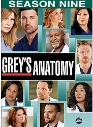 Greys Anatomy Season 9 $10 off Greys Anatomy The Complete Ninth Season on DVD Coupon