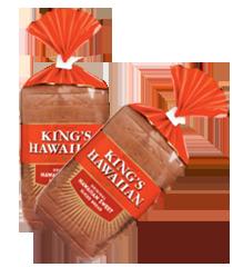HAWAIIAN KING BREAD COUPONS