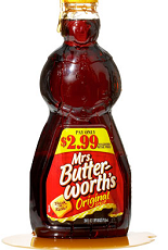 Mrs Butterworths Syrup $1 off ANY Mrs Butterworths Product Coupon