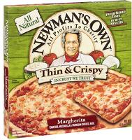 Newmans Own Frozen Pizza