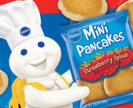 Pillsbury Heat N Go Mini Pancakes BOGO FREE Pillsbury Heat N Go Mini Pancakes Coupon