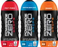 Powerade Zero Drops Products $0.50 off Powerade Zero Drops Products Coupon