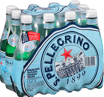 S Pellegrino Sparkling Natural Mineral Water 12 Pack $3 off S. Pellegrino Sparkling Natural Mineral Water Coupon