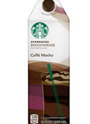 Starbucks Discoveries Iced Cafe Favorites $1 off Starbucks Discoveries Iced Café Favorites Coupon
