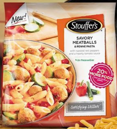 picture about Stouffer Coupons Printable called $2 off Stouffers Pleasing Skillets Coupon - Hunt4Freebies