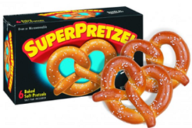 Super Pretzel Product $0.50 off SuperPretzel Soft Pretzel Product Coupon
