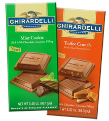photo regarding Ghiradelli Printable Coupons identify $1 off Ghirardelli Chocolate Bar Coupon - Hunt4Freebies