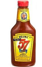 Heinz 57 Sauce $1 off Heinz 57 Sauce Coupon