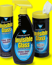 Invisible Glass Premium Glass Cleaner $1 off ANY Invisible Glass Premium Glass Cleaner Coupon