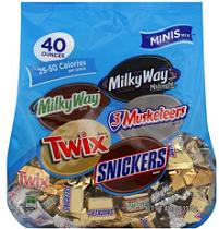 Mars Halloween Variety Bag $2 off Mars Halloween Candy Variety Bag Coupon