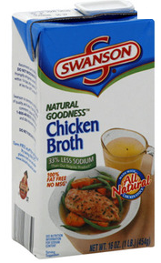 Swanson Broth1 $1 off 2 Swanson Broth or Stock Coupon