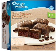 Weight Watchers Sweet Baked Goods $0.55 off Weight Watchers Sweet Baked Goods Coupon