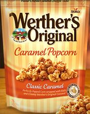 Werthers Originals Caramel Popcorn $1 off Werther's Originals Caramel Popcorn Coupon