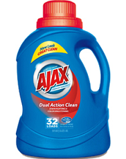 Ajax Detergent $2 off Ajax Laundry Detergent Coupon = $0.50 at Walmart