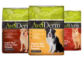 Avoderm Dry Dog or Cat Food