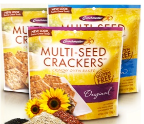 Crunchmaster Crackers $1 off ANY Bag of Crunchmaster Crackers or Chips Coupon