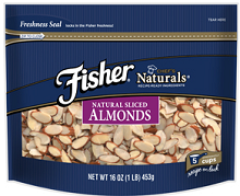 Fisher Recipe Nut Item $1 off Fisher Recipe Nut Item Coupon