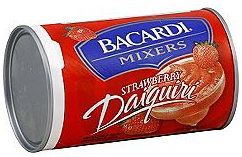 Frozen Barcardi Mixers $1 off Two Bacardi Mixers Frozen Cans Coupon