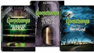 GOOSEBUMPS DVD $2 off ANY GOOSEBUMPS DVD Coupon