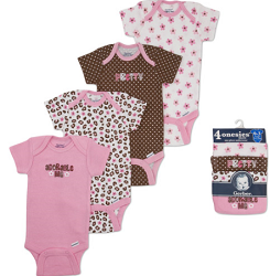 Gerber Onesies $1 off Onesies Brand Item or Gerber Apparel Coupon