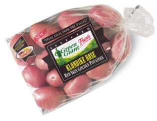 Green Giant Fresh Klondike Rose Potatoes FREE Green Giant Asparagus with Purchase of Klondike Rose Potatoes Coupon
