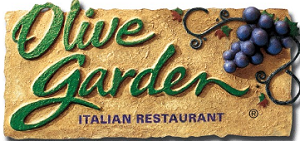 Olive Garden2 Olive Garden: 20% off Entire Purchase Coupon