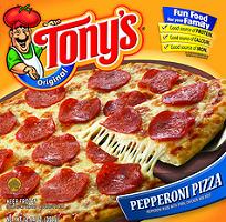 Tonys Original Crust Pizza $0.75 off 2 TONYS Multiserve Pizzas Coupon
