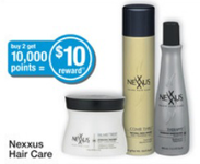 Wags Nexxus $5 off Nexxus Product & $2 off Suave Professionals Coupons = FREE at Walgreens