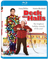 DECK THE HALLS 5 NEW Blu Ray Coupons
