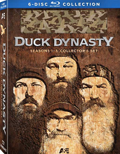 Duck Dynasty DVD $5 off Duck Dynasty Seasons 1 3 Collectors Set on DVD Coupon