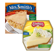 Mrs Smiths or Edwards Whole Pie $0.75 off Mrs. Smith's Pie Coupon