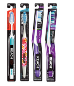 Reach Toothbrushes