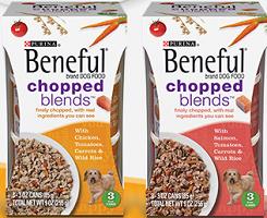 Beneful Chopped Blends Multipacks $2 off 2 Beneful Chopped Blends Multipacks Coupon