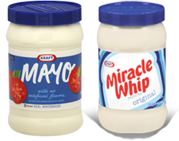 Sorry, no Miracle Whip offers currently available.